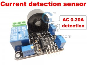 Electric Current sensor